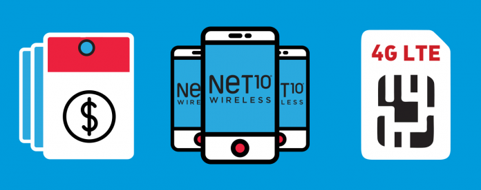 Net10 Wireless deals, rate plans, phones, and info for July 2019