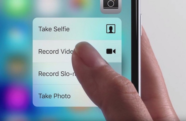 3D Touch Again Rumored to Be Removed From All 2019 iPhones