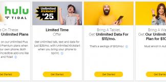 Best deals at Sprint (July 2019)