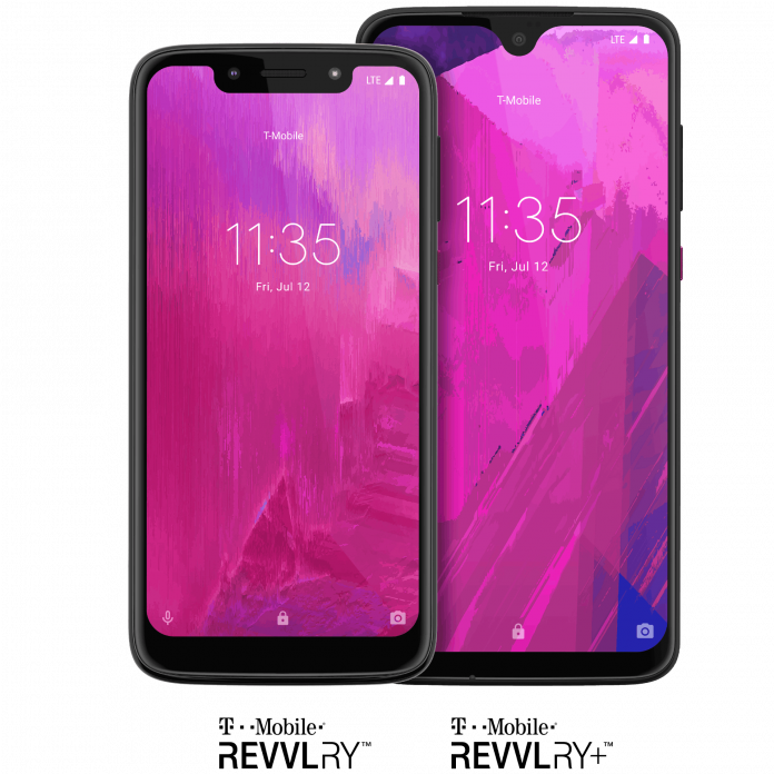 T-Mobile offers up REVVLRY and REVVLRY+ for mid-range consideration