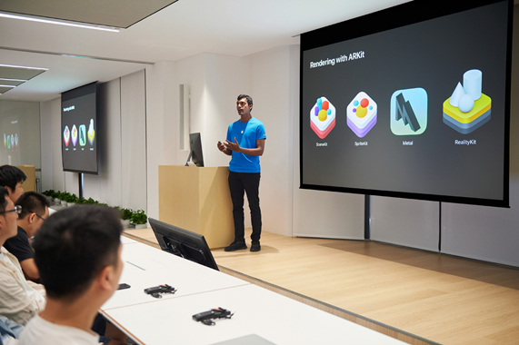 Apple Opens App Design and Development Accelerator in Shanghai