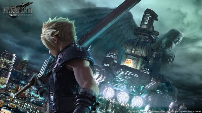 Final Fantasy VII Remake vinyl soundtrack releasing in 2020