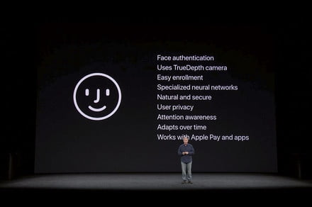 Alright, Apple. It's time to bring Face ID to the Mac
