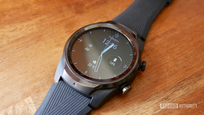 TicWatch Pro 4G/LTE review: Stuck in time - AIVAnet