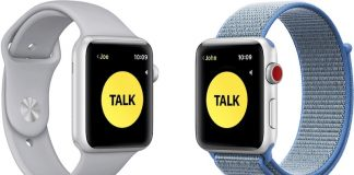 Apple Temporarily Disables Walkie-Talkie App for Apple Watch Due to Eavesdropping Vulnerability