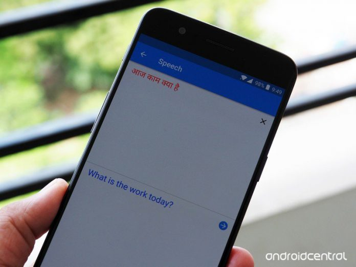Google Translate's camera translation now supports 60 new languages