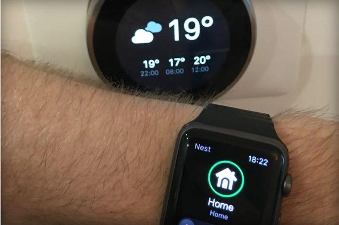 Google Kills Off Nest Thermostat App for Apple Watch