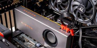 AMD Radeon RX 5700 XT vs. RX 5700