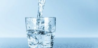 Scientists use bounced lasers to determine whether a glass of water is pure