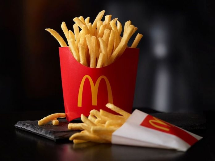 Apple Pay Users Can Get Free McDonald's Fries With Purchase Today