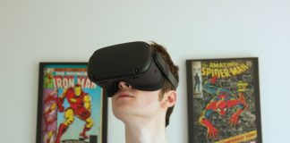 How to reset the view of your Oculus Quest