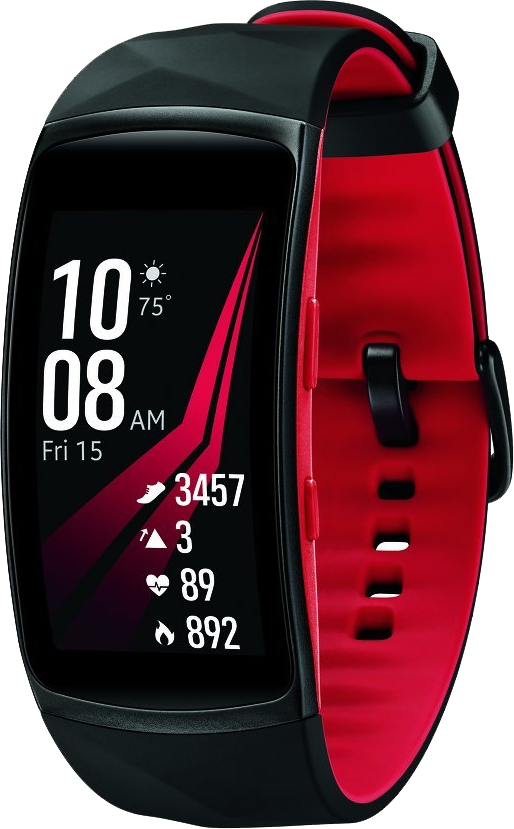 samsung-gear-fit2-pro-red-render-cropped