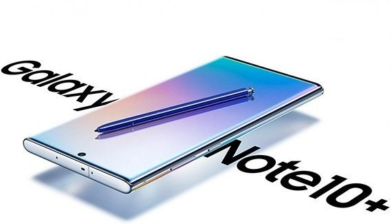 Galaxy Note 10+ and Galaxy Watch Active 2 confirmed in leaked promo images