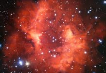 The Very Large Telescope captures the beautiful remnants of a dying star
