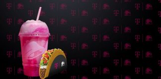 T-Mobile and Taco Bell team up for limited run T-MoBell locations