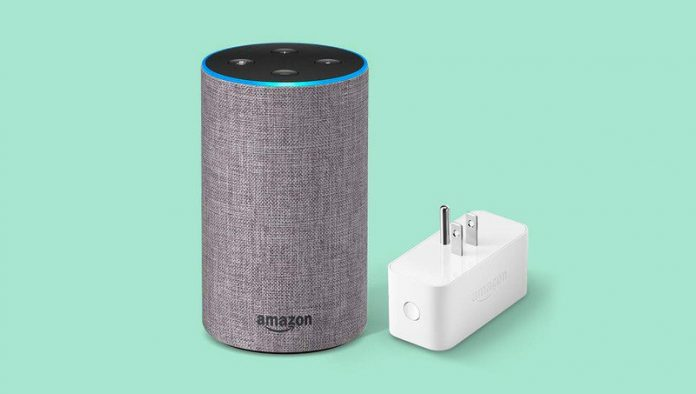 Get the Amazon Echo and Smart Plug bundled at a discount for Prime Day