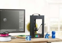 Monoprice Mini Delta 3D printer is a steal this Prime Day