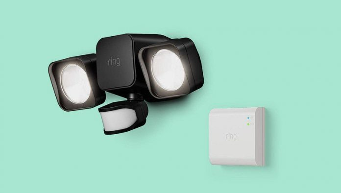 Get a Ring Bridge for free with a Ring Floodlight for just a few more hours