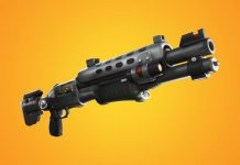 Latest Fortnite patch features reprise of classic weapon