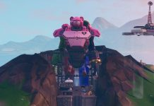 Fortnite's Season 9 Live Event is almost here, along with a big pink robot