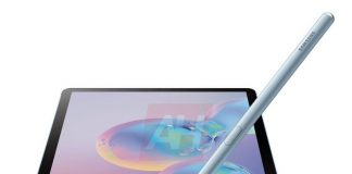 Galaxy Tab S6 shown off in every angle and color with S Pen and new design