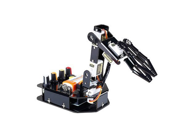 Save 21% on this robotic arm for your Arduino