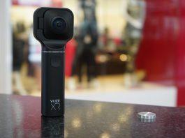 Vuze XR Dual VR camera review: Multi-dimensional fun