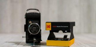 Kodiak's Mobile Film Scanner takes film from attic to Instagram