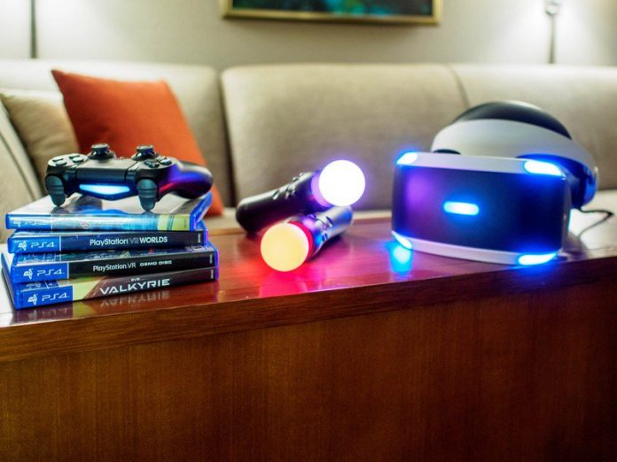 PSVR is best on a PlayStation 4 Pro