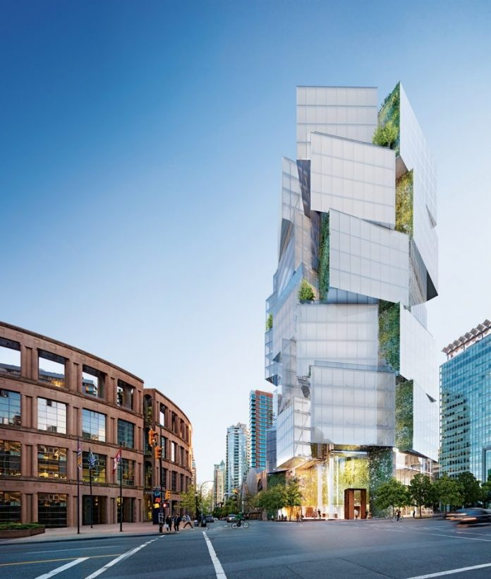 Apple to Open Office in 'Futuristic' Vancouver Tower