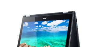 This 11-inch Acer Touchscreen Chromebook is 37% off