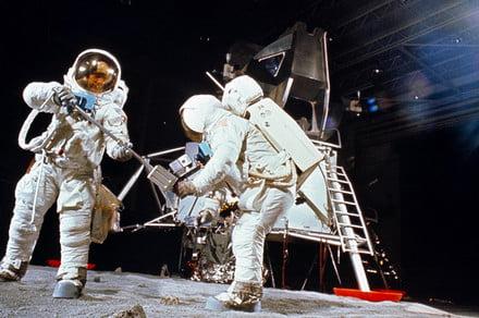Dark side of the moon: Why lunar landing conspiracies flourish online