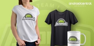 Get your Team Android apparel while supplies last!