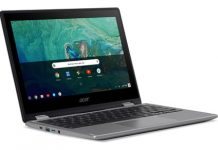 Walmart slashes $70 off the Acer Chromebook Spin 11 for summer clearance sale