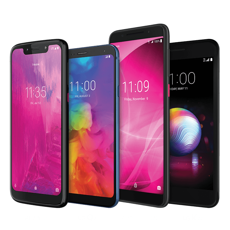 T-Mobile offering free smartphones with new lines - AIVAnet