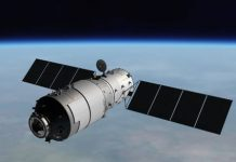 China's space station, Tiangong-2, has burned up in the atmosphere