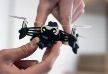 Parrot exits low-end drone market to focus on its Anafi quadcopter
