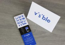 How to sign up for Visible