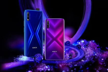 Honor puts a shiny target on the back of its desirable new 9X phones