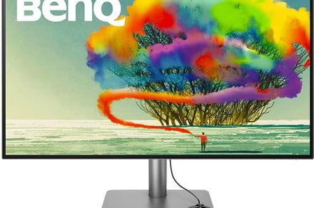 BenQ PD3220U monitor review