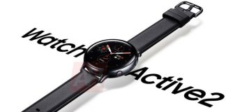 Samsung to include a touch bezel on the Galaxy Watch Active 2