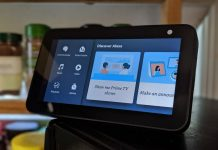 How loud does the Amazon Echo Show 5 get?