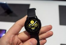 Galaxy Watch Active gets low heart-rate alerts and automatic swim detection