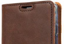 Give your Galaxy S10 the luxurious leather case it deserves