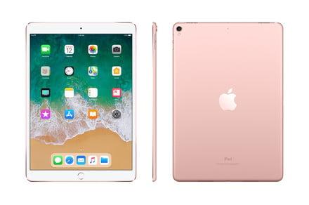 Walmart chops $175 off the 2017 10.5-inch, 64GB iPad Pro