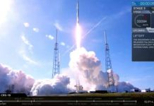 Watch SpaceX's Falcon 9 rocket launch 5,000 pounds of equipment to the ISS