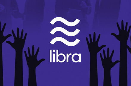 A year ahead of Libra's launch, scammers are already setting up shop on Facebook