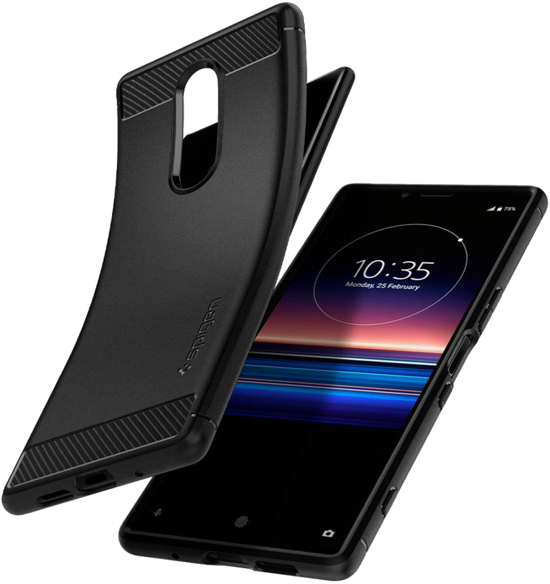 spigen-rugged-armor-sony-xperia-1-croppe