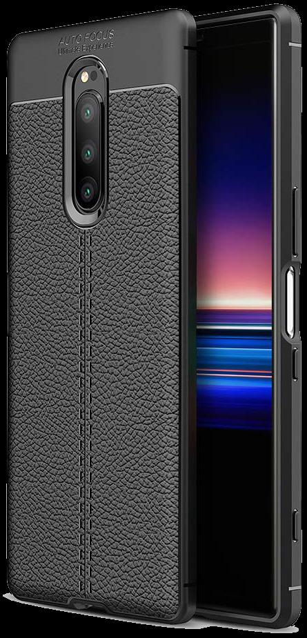 olixar-leather-case-sony-xperia-1-croppe