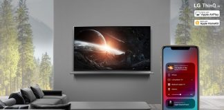 HomeKit and AirPlay 2 Coming to All LG ThinQ TVs, Rollout Starts Tomorrow